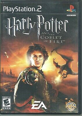 Harry Potter and the Goblet of fire ps2 Game and case only