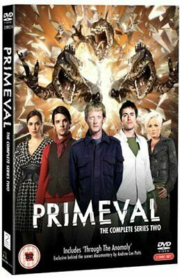 Primeval: The Complete Series 2 [DVD] [2008] - DVD  ZGVG The Cheap Fast Free
