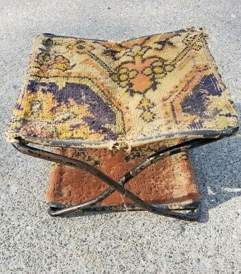 RARE ANTIQUE STUDEBAKER  Automobile Folding Car Seat