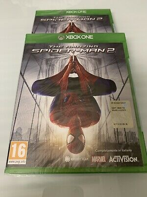 Xbox One The Amazing Spider-Man 2 Italiano Nuovo Sigillato Rarissimo