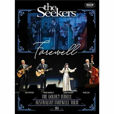The Seekers - The Seekers - Farewell (Dvd) * New Dvd
