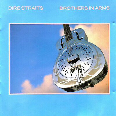 Dire Straits CD Brothers In Arms - France by PDO (EX/VG+)
