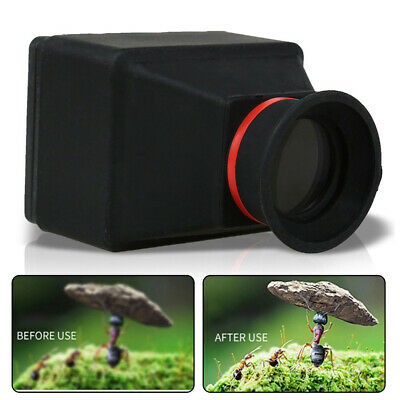 3X Magnifier Viewfinder Sun Shade for 3/3.2inch LCD Screen DSLR Digital Camera
