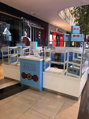 Retail shopping centre Kiosk Custom Built - excellent condition