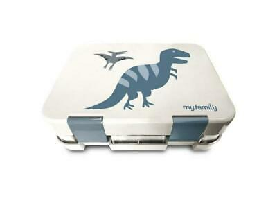 My Family Easy Clean Kids Bento Lunchbox (TRex) Free Shipping!