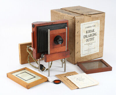 """KODAK ENLARGING OUTFIT, """"CAMERA"""" SECTION ONLY, BOXED, INCOMPLETE/cks/199607"""
