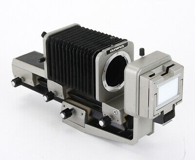 Olympus Auto Bellows For Om Series + Slide Copier Attachment/212075
