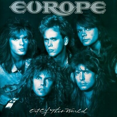 Europe - Out Of This World VINYL LP NEW