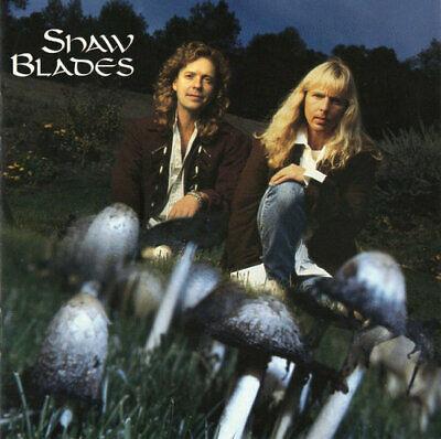 Shaw Blades - Hallucination (Deluxe Edition) CD NEW