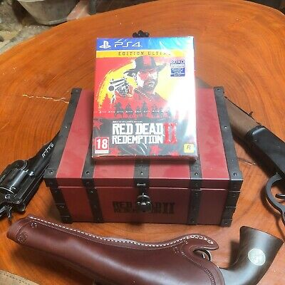 Red Dead Redemption 2 PS4 Edition Ultime (neuve)