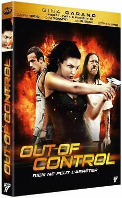 Out of control DVD NEUF SOUS BLISTER Gina Carano, Danny Trejo, Luis Guzman