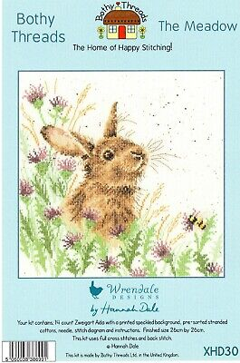 BOTHY THREADS SUMMER COVE SEASIDE COUNTED CROSS STITCH KIT BY PAUL LIGGINS XPL1