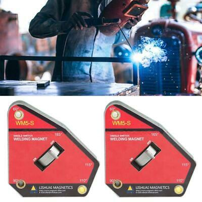 WM5-S Single Switch Multi-angle Holder/Strong On/Off Magnetic Welding Clamp e