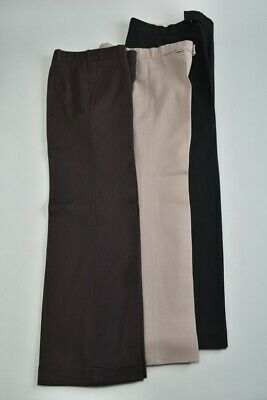 Tall Woman's Tom Gilbey Couturier London Early 1970s' Oxford Bag Trousers. SHMJ