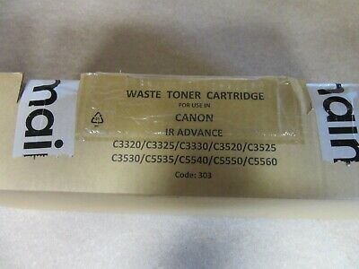 Compatable  Waste toner cartridge for use in canon IR Advance