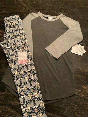 LuLaRoe SET TWEEN VHTF DISNEY BAMBI THUMPER Leggings XS Randy Tee Top