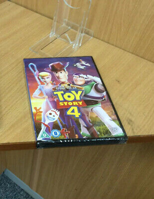 Toy Story 4 (DVD, 2019) new, sealed UK edition