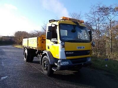 2008 (58) Leyland Daf 55.220 3 Way Econ Tipper