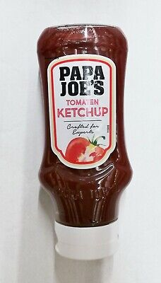 (5,50€/1L) Papa Joe´s Tomaten Ketchup  500 ml