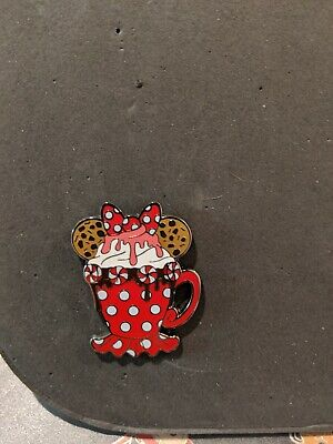 Disney Parks Happy Holiday Hot Cocoa Disney Pin Mystery box Minnie Mouse