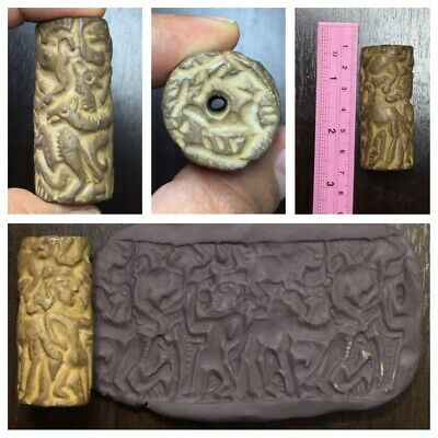 Very old Central Asia cylinder seal