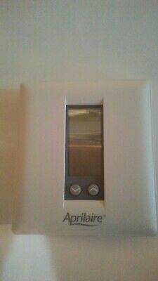 Aprilaire communicating thermostat model 8844