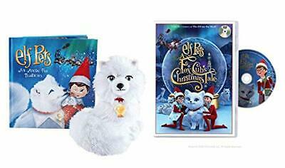 The Elf on the Shelf Elf Pets: an Arctic Fox Tradition with A Fox Cub's Christ