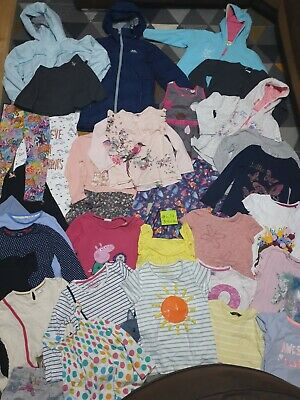 Huge Bundle Of Girls Clothes 5-6years #674 NEXT TRESPASS TED BAKER M&S TROLLS H&