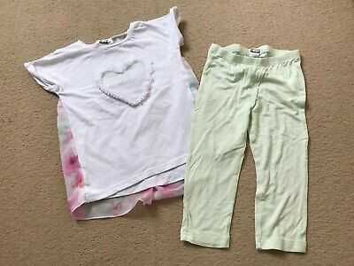 iDo by Miniconf - Girls Leggings and T Shirt Set (6 years) NWoT