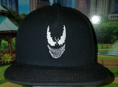 Vans x Marvel Venom Hat Cap Black One Size