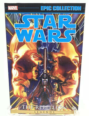 Star Wars Epic Collection The Rebellion Vol 1 Marvel Comics New TPB Paperback
