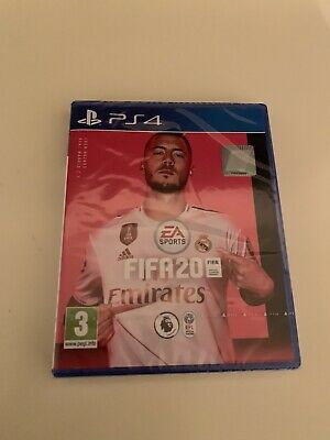 Ps4 Fifa 20 Game - Brand New In Packaging