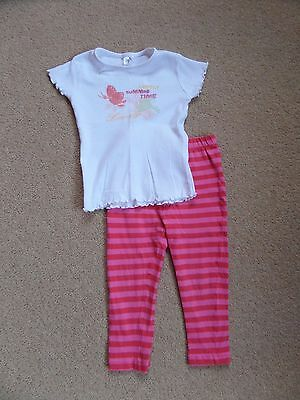 FABULOUS Girl's SPRING Outfit by MINI MODE & Palomino Age 2-3 Top & Leggings