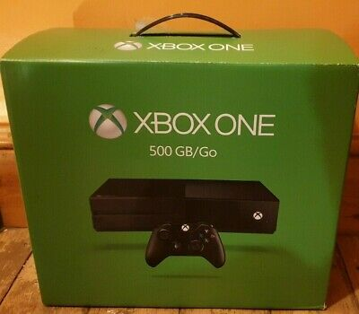 Microsoft Xbox One Go- 500GB - Boxed with controller + 2 Games