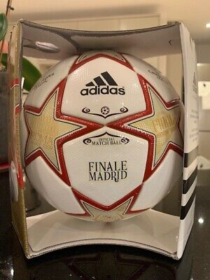 Adidas - UEFA Champions League Final 2010 Official Match Ball FIFA 'A' approved.