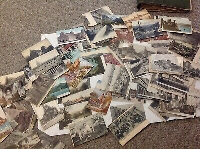 Lot of over 130 Vintage early 1900's Post Cards-