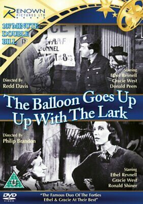 The Balloon Goes Up / Up with The Lark [DVD] - DVD  2YVG The Cheap Fast Free