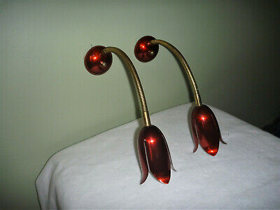 Retro Wall Lights Vintage Bedside Lamps Anodised Sconce