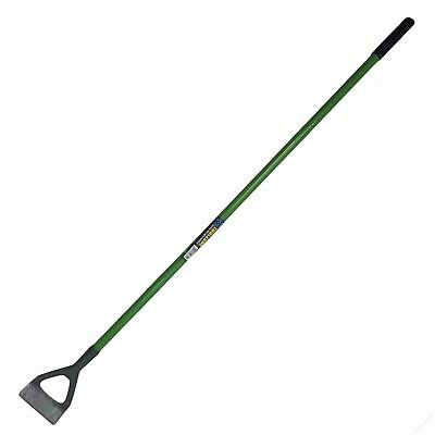 Dutch Hoe Carbon Steel Weeding Garden Soil Digging Pole 140cm Lawn Landscaping