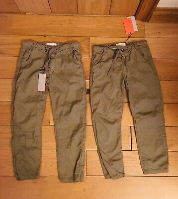 2 pairs NEW With Tags Angel & Rocket Girls Trousers  Age 8 years & 9 years