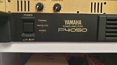 Yamaha 4050 Amplifier