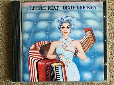 Little Feat - Dixie Chicken cd