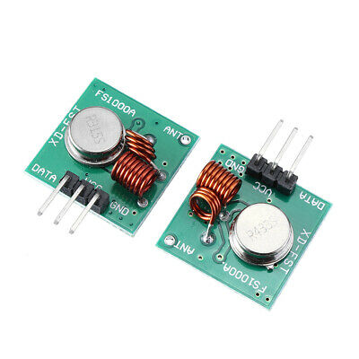 315MHz/433MHz Transmitter Module Wireless Transmitter Module Super Regeneration