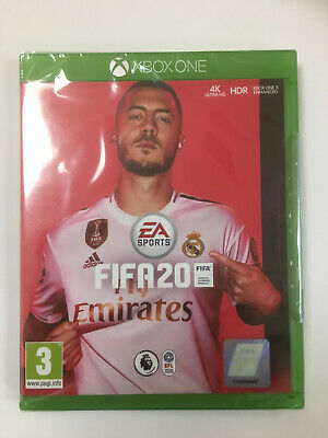 FIFA 20 (Xbox One, 2019) - BRAND NEW - SEALED IN ORIGINAL WRAPPER