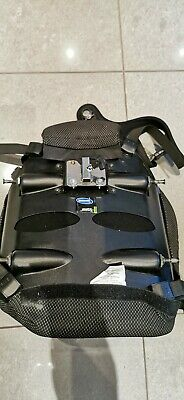 Invacare Matrx Elite Backrest Vgc, No Chair Fixings For Rgk, Quickie, Kuschall