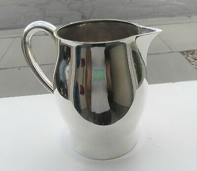 Vintage Tiffany & Co Paul Revere Water Pitcher Sterling Silver 21oz