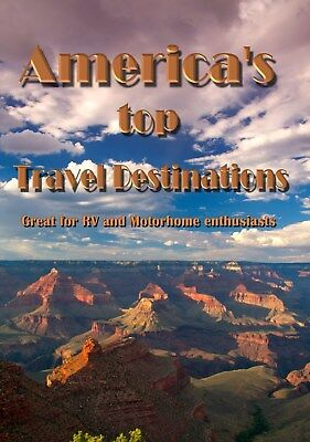 AMERICA'S TOP TRAVEL DESTINATIONS TRAVEL US AMERICAN vacation dvd video