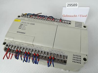 Mitsubishi FX-48MR-ES/Ul Programmable Controller