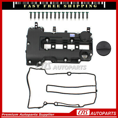 Valve Cover w/ Gasket For 13-17 1.4L Buick Encore ELR Chevrolet Cruze Sonic Trax