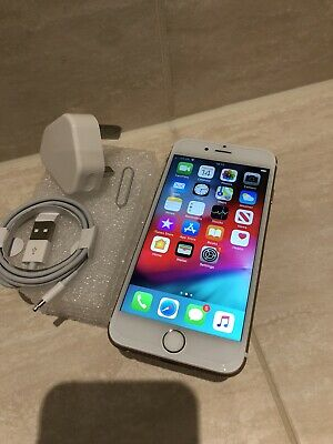 Apple iPhone 6S 64GB (Unlocked) Gold MINT CONDITION see All Pictures